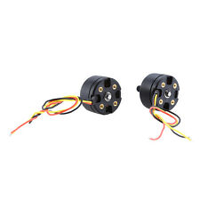 2x CW CCW Brushless Motor For MJX B6 Bugs 6 RC Drone Quadcopter High Quality US