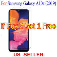 1x Clear Screen Protector Guard Cover Film For Samsung Galaxy A10e (2019)