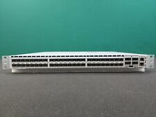 *AS-IS* Arista Networks DCS-7050S-64 48P 10GbE SFP+ 4P 40GbE QSFP+ *READ*