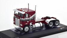 IXO FREIGHTLINER FLA 1993 Echelle 1:43 Camion Miniature - Bordeaux