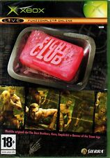 FIGHT CLUB - XBOX (NUOVO SIGILLATO) ITALIANO