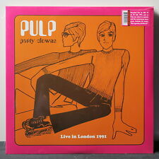 PULP 'Party Clowns: Live in London' 180g Vinyl LP NEW/SEALED