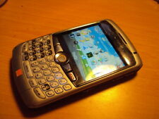 RETRO VINTAGE ORIGINAL KIDS CHEAP  BLACKBERRY 8310 ON ORANGE