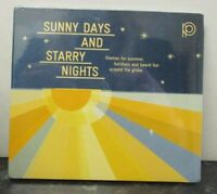 SUNNY DAYS & STARRY NIGHTS ~ CD ALBUM - DIGIPAK - PP002 SEALED