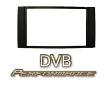 Ford Fiesta Mk6 FACELIFT 06 on Double Din Stereo Facia Black Frame