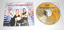 Single CD M. le président-take me to the Limit 1997 6. tracks MCD M 19