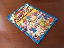 ALBUM DI FIGURINE OFFICIAL STICKER STREET FIGHTER II MERLIN COLLECTIONS 1995