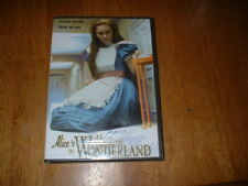 Alice's Adventures in Wonderland DVD,DUDLEY MOORE,PETER SELLERS,MICHAEL CRAWFORD