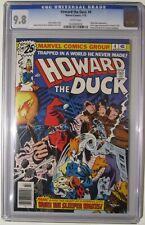 Howard the Duck 4 cgc 9.8 White