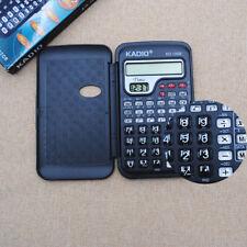 1X Pro Calculatrice Calculette Poche Scientifique école Bureau Pr Enfant Cadeau