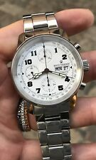 Revue Thommen chrono day date chronograph Airspeed nos new Ref 16051.6582