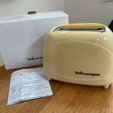 Volkswagen Toaster Ivory VW Benefits Interior collection Roasted pattern New F/S