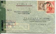 Beleg: REPUBLICA ARGENTINA (1947) Zivilzensur/Civil Censorship [#18]