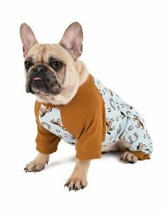 Fitwarm Dear Santa I Can Explain 2-Pack 100/% Cotton Dog Christmas Pajamas for Pet Clothes Doggie Holiday Costumes Onesies Puppy Jammies