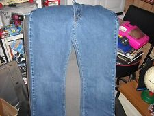 WOMENS ABERCROMBIE AND FITCH JEANS MADE IN THE USA VERY NICE