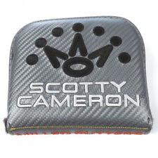 NEW Scotty Cameron Titleist 2017 Futura X Mallet Putter Head Cover Left Hand