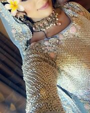 Robe de mariée/Lengha/indien mariage