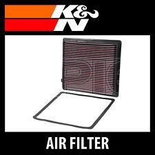 K&N High Flow Replacement Air Filter 33-2206 - K and N Original Performance Part
