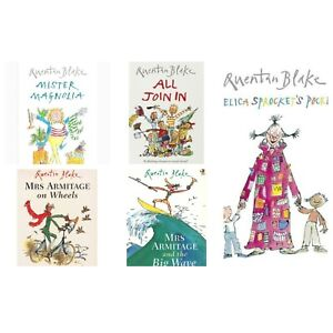 Quentin Blake Picture Storybooks