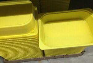 IKEA TROFAST BOX,gelb,42x30x10cm Boxen Aufbewahrung Kisten Spielzeug NEU*