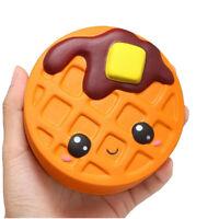 Jumbo chocolate cake squishies cream scented slow rising kids toys E&F
