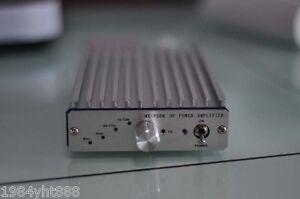 HF Power Amplifier F YASEU FT-817 ICOM IC-703 Elecraft KX3 QRP Ham Radio FT-818