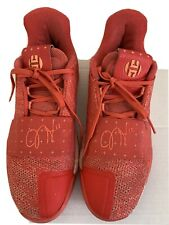 New listing adidas men running shoes size 8 James Harden 13