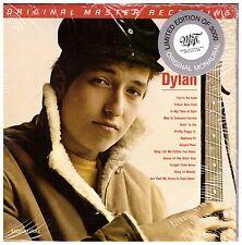 Bob Dylan ,  Bob Dylan  ( Ultradisc UHR™ Hybrid Mono SACD - UDSACD 2177 )