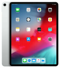 Apple iPad Pro 3rd Gen. 64GB, Wi-Fi + 4G (Unlocked), 12.9 in - Silver