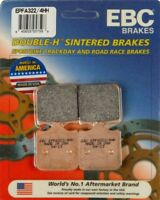 EBC - EPFA322/4HH - Extreme Performance Brake Pads (Fast Street & Trackday)