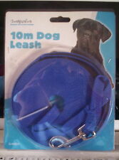 Webbing Dog Tracking Leads