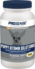 Pro-Sense Plus Puppy Vitamin Solutions Chewable Tablets, 90 count Free Shipping