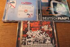 Deutschrap! Deiner Tracks SPLASH [3 CD Alben]  MC Rene Afrob Stieber Twins Curse