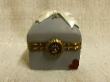 Boyds Bear Mr McBearsley's Ring Box W/ Bling McNibble Treasure Box 1E 4026237