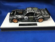 1:18 Ken Block Ford Mustang Hoonigan  RTR - Top Marques Collectibles/Authentic
