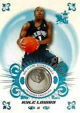 2006-07 Topps Big Game Blue #96 Kyle Lowry RC Rookie /59