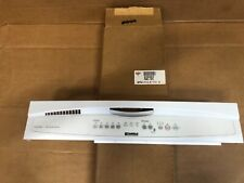 Wpw10224075 (W10224075) Oem Kenmore Dishwasher Control Panel White