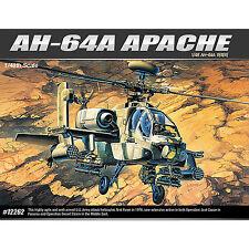 1/48 AH-64A Apache Academy Hobby Model Kits Military Plastic Model 12262
