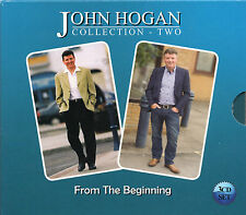 John Hogan Collection Two  - From The Beginning 3CD NEW 2016 BOX SET