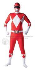 Disfraces de color principal rojo de piel
