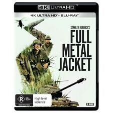 Full Metal Jacket 4k Ultra HD Blu-ray Region B