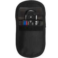 1pc Car Key Signal Blocker Pouch Keyless Entry Faraday Bag Key Fobs Anti-Theft