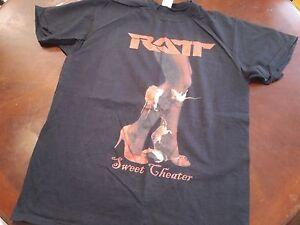 Early Ratt Concert Shirt, Sweet Cheater Shirt !!