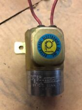 Solenoid valve 24v  Peter Paul Buyer Pays shipping