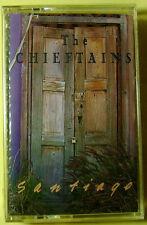 Chieftains--Santiago (Cassette, 1996, RCA/BMG) NEW