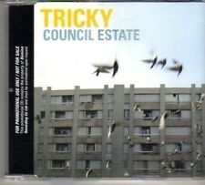 (DO678) Tricky, Council Estate - 2008 DJ CD