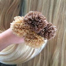 1Gramm Keratin Bonding 100% Virgin Echthaar Extensions Strähnen Haarverlängerung