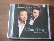 A Quiet Thing Songs for Voice and Guitar - David Daniels / Craig Ogden (CD)