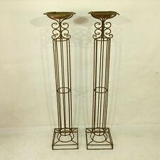 Metallsäulen