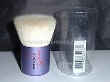 NIP MAC Kelly Osbourne Flat Buffer Brush 183 SE ~ Body/Face Powder ~ Purple!